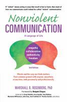 Nonviolent Communication