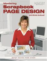 Mastering Scrapbook Page Design