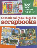 Sensational Page Ideas for Scrapbooks