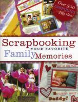 Scrapbooking Family Memories