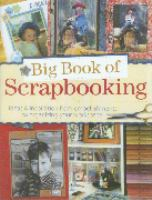 Big Book of Scrapbooking