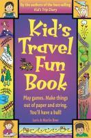 Kid's Travel Fun Book