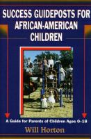 Success Guideposts for African-American Children