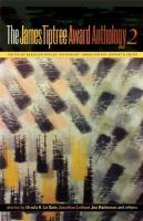 The James Tiptree Award Anthology 2