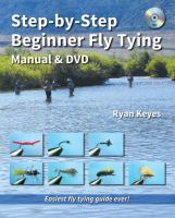 Step-by-step Beginner Fly Tying