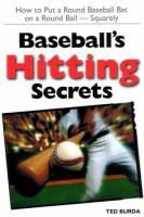 Baseball's Hitting Secrets