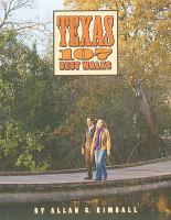 Texas 107 Best Walks