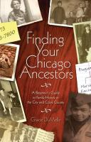 Finding your Chicago Ancestors