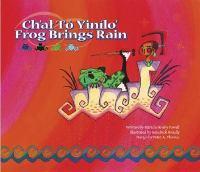 Frog Brings Rain [Navajo]