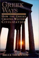 Greek Ways