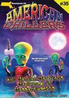 Maniac Martians Marooned in Massachusetts