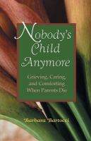 Nobody's Child Anymore