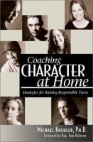 Coaching Character at Home