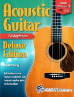 Acoustic Guitar Primer Deluxe Edition