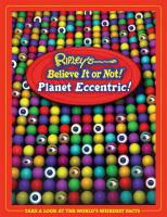 Ripley's Believe It Or Not! Planet Eccentric!