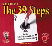 John Buchan's The 39 Steps