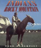 Indians of the Rocky Mountain Parks