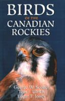 Birds of the Canadian Rockies