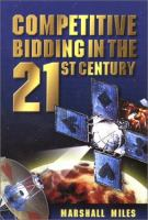 Competitive Bidding in the 21st Century