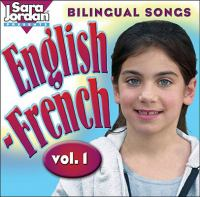 Bilingual songs English-French, vol. 1