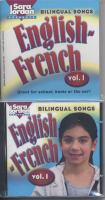 Bilingual Songs English-French
