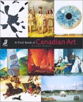 A First Book of Canadian Art