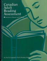 Canadian Adult Reading Assessment (CARA)