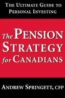 The Pension Strategy for Canadians