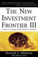 The New Investment Frontier III