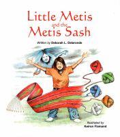 Little Métis And The Métis Sash