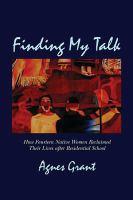 Finding My Talk