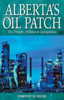 Alberta's Oil Patch