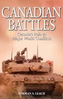 Canadian Battles