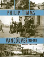 Philip Timms' Vancouver
