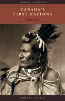 Classic Images of Canada's First Nations, 1850-1920