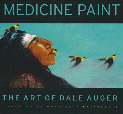 Medicine Paint book cover