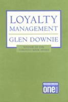 Loyalty Management