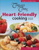 Company's Coming Heart-friendly Cooking