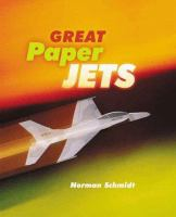Great Paper Jets