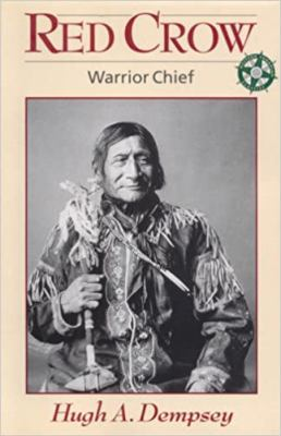 Cover image for Red Crow, Warrior Chief