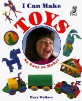 I Can Make Toys