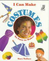 I Can Make Costumes