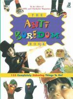 The Anti-boredom Book