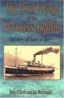 Final Voyage of the Princess Sophia