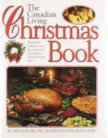 The Canadian Living Christmas Book