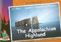 The Appalachian Highland