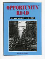 Opportunity Road