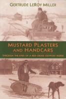 Mustard Plasters and Handcars