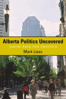 Alberta Politics Uncovered
