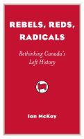 Rebels, Reds, Radicals